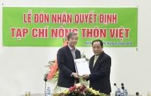 Tạp chí Nông Thôn Việt - Tiếng nói của Tổng hội NN-PTNT Việt Nam