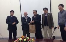 Tổng hội NN làm việc với Quỹ tài chính phát triển nông nghiệp bền vững của Đài Loan