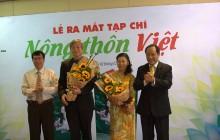 Tạp chí Nông thôn Việt phát hành số đầu tiên