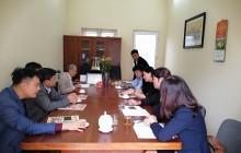 Tổng hội Nông nghiệp và PTNT Việt Nam làm việc với Ban lãnh đạo Công ty Cổ phần Thủy sản Bồ đề Bạc Liêu