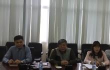 Tổng hội Nông nghiệp Việt Nam  làm việc với đoàn Hiệp hội Đông Á Hàn Quốc