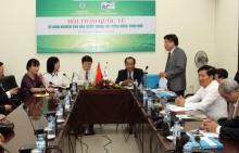 """Hội thảo Quốc tế về """"Kinh nghiệm của Hàn Quốc trong xây dựng Nông thôn mới"""""""