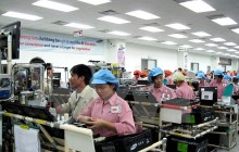 Việt Nam tiếp tục là điểm sáng trong xuất khẩu của Hàn Quốc