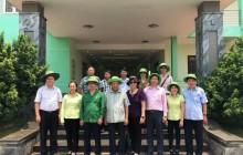 Tổng hội NN&PTNT Việt Nam về thăm và làm việc tại Công ty cổ phần Tập đoàn giống cây trồng Thái Bình