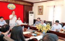 Tổng hội nông nghiệp và PTNT Việt Nam họp Ban Chấp hành chuẩn bị Đại hội Nhiệm kỳ II