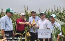 Văn phòng Tổng hội nông nghiệp và PTNT Việt Nam đến thăm và làm việc tại Công ty Cổ phần đầu tư thương mại Đại Dương.