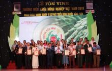 Thương hiệu Vàng nông nghiệp Việt Nam 2020