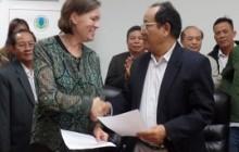 Tổng hội NN và PTNT VN ký biên bản ghi nhớ hợp tác với Cơ quan Phát triển Nông nghiệp bền vững Quốc tế MESA