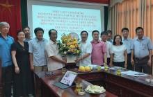 Đoàn công tác của Tổng hội NN&PTNT VN đến thăm và làm việc với Hội NN&PTNT tỉnh Bắc Ninh