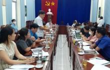 Tổng hội NN&PTNT Việt Nam làm việc với tỉnh Sơn La về kết nối tiêu thụ nông sản