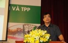 """Hội thảo """"Phát triển chăn nuôi bền vững, hội nhập AEC và TPP"""""""