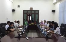 Tổng hội nông nghiệp và phát triển nông thôn Việt Nam hội đàm với Đoàn ngoại giao của chính phủ Nhật Bản