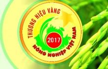 Vinh danh 150 Thương hiệu Vàng nông nghiệp Việt Nam năm 2017