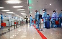 Lao động nhập cảnh Đài Loan tại Sân bay thời covid