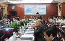 """Hội thảo """"Ứng dụng công nghệ quan trắc và giám sát tự động trong quản lí khai thác công trình thủy lợi"""""""
