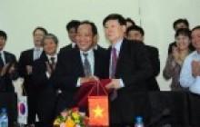 Tổng hội NN-PTNT Việt Nam hợp tác với Tập đoàn Phát triển Nông thôn Hàn Quốc